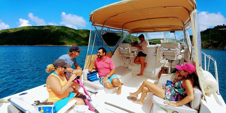 Boat and Jeep tour Virgin Islands